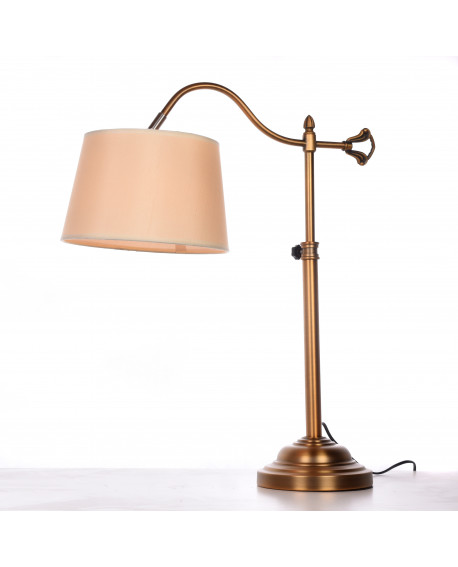 LAMPA BIURKOWA MOSIĘŻNA SARINI