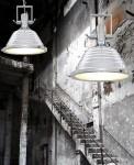 LAMPA WISZĄCA LOFT CHROMOWANA BRAGGI