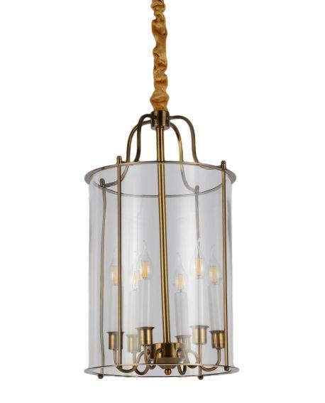 LAMPA WISZĄCA LOFT MOSIĘŻNA MICONOS W6
