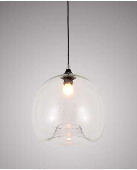 NOWOCZESNA LAMPA WISZĄCA SKANDYNAWSKA CESIO CLEAR