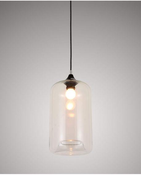 NOWOCZESNA LAMPA WISZĄCA SKANDYNAWSKA MONTI CLEAR
