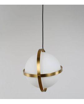 NOWOCZESNA LAMPA WISZĄCA BIAŁA SIGNIA D20 LUMINA DECO