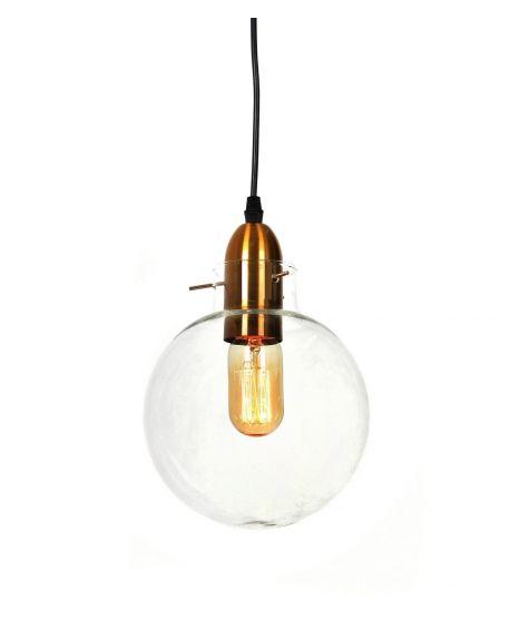 NOWOCZESNA LAMPA WISZĄCA LOFT CALVI